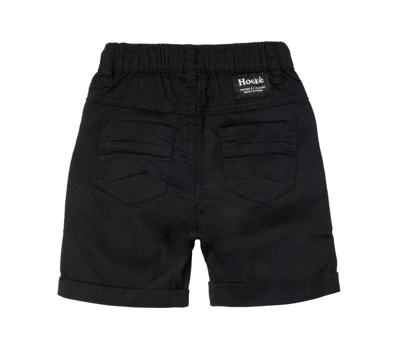 Shorts Twill Noir
