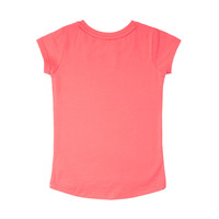 Hooké T-Shirt Coral For Girls