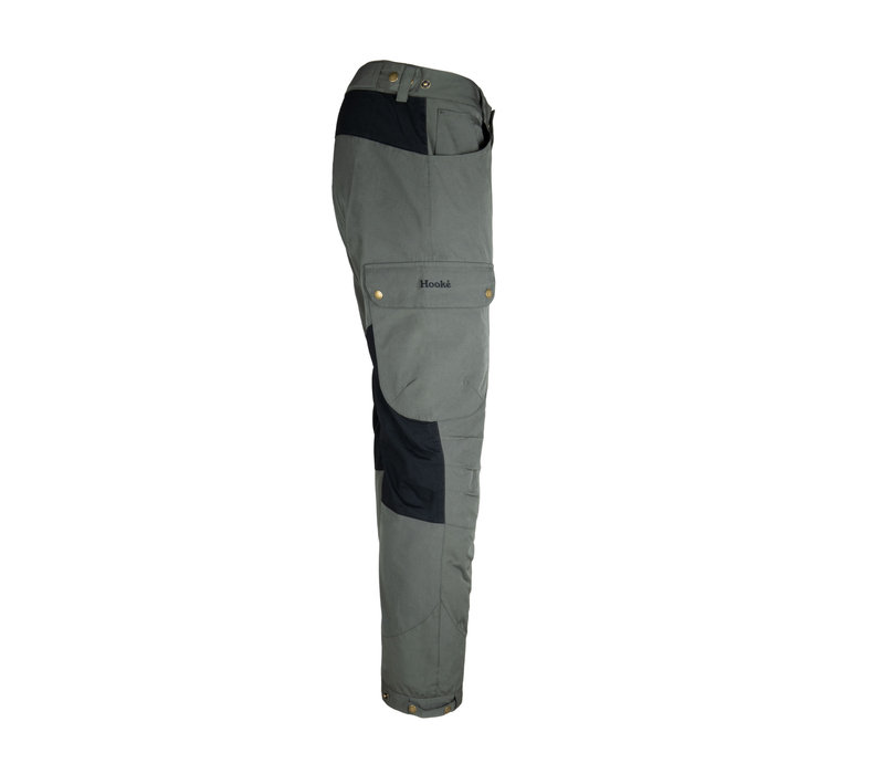 Outdoor Pants Charcoal & Black