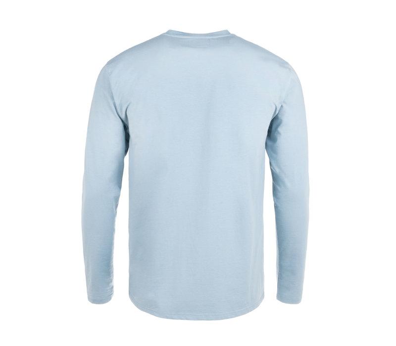 Brookie Long Sleeve Stone Blue