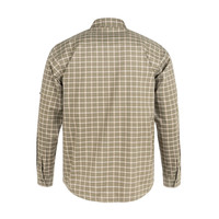 York Shirt Olive Plaid