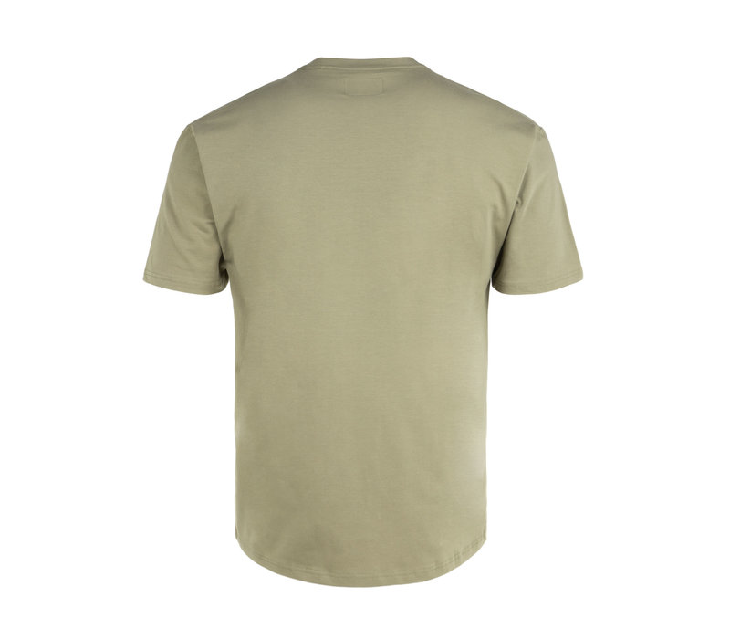 Hooké Van T-Shirt Light Olive