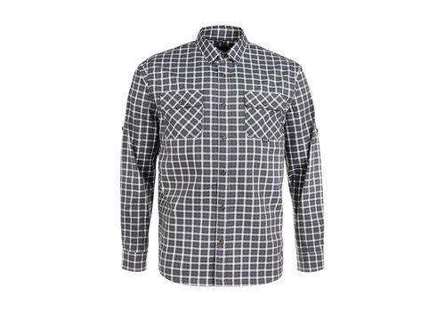 Hooké York Shirt Charcoal Plaid