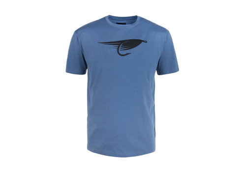Hooké Fly T-Shirt Indigo Blue