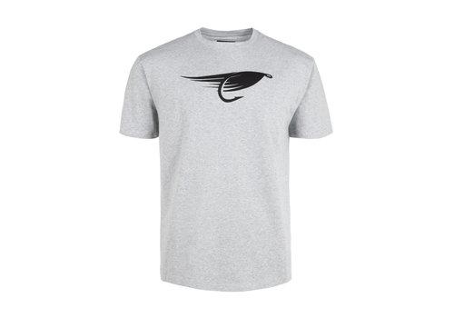Hooké Fly T-Shirt Heather Grey