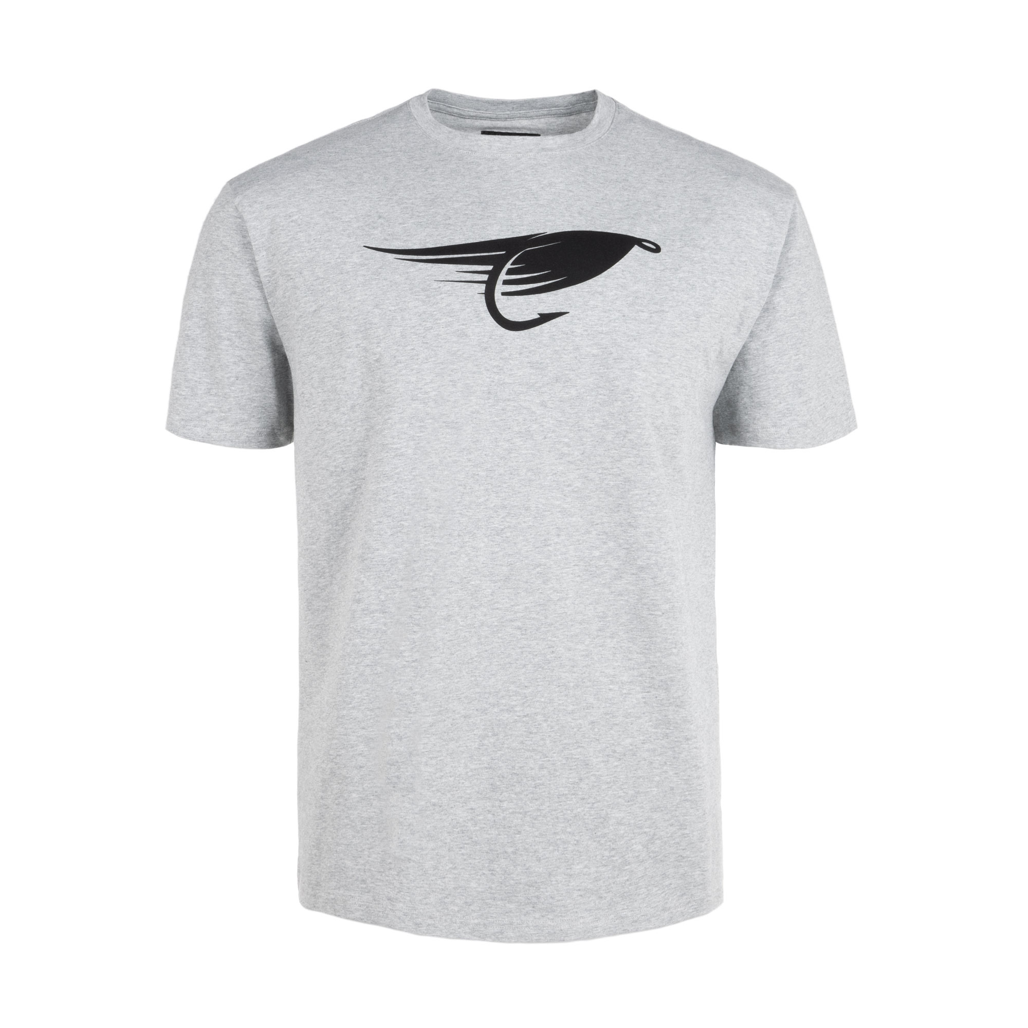 Fly T-Shirt Heather Grey