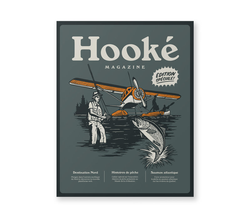 Magazine Hooké Édition No.4