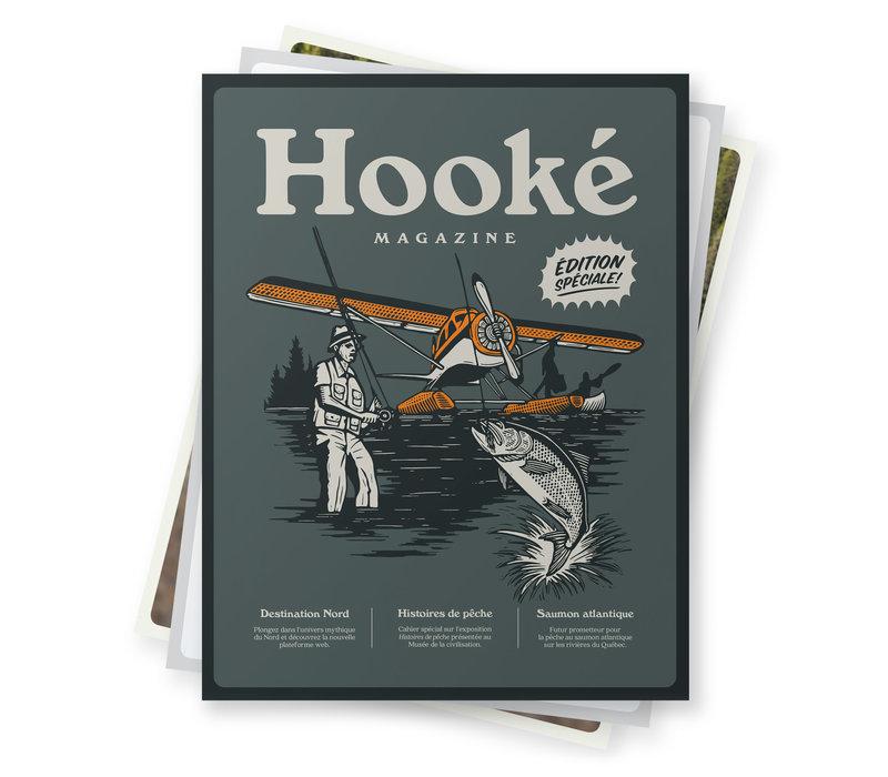 Hooké Magazine Trio