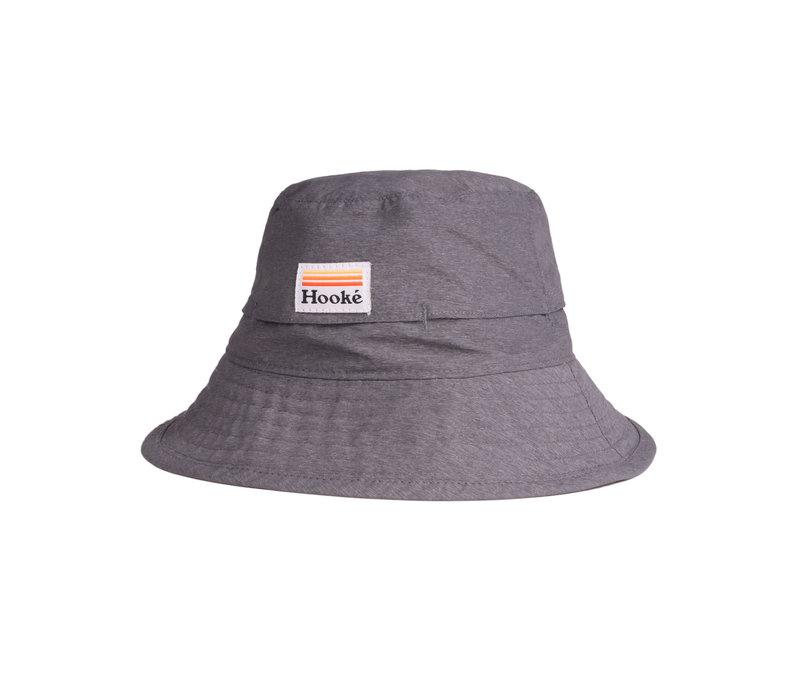 Chapeau UV Hooké Charbon