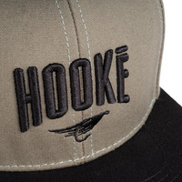 Cap Hooké kids 3d logo