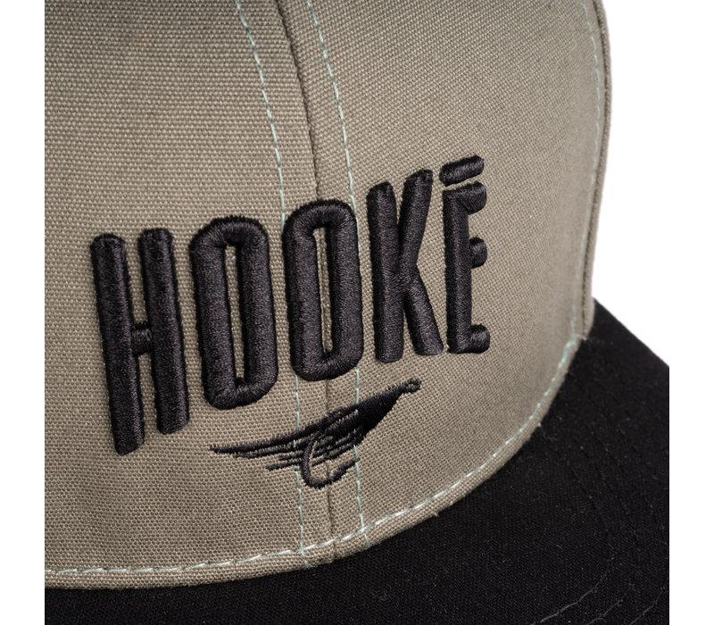 Casquette Hooké logo 3D pour enfant