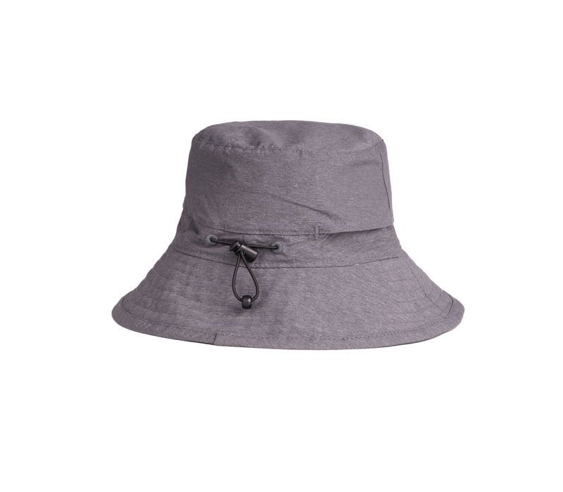 Hooké UV Hat Charcoal