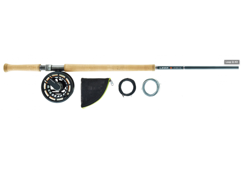 Loop Tackle Q kit Double Hand
