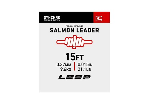 Loop Tackle Synchro Salmon Leader