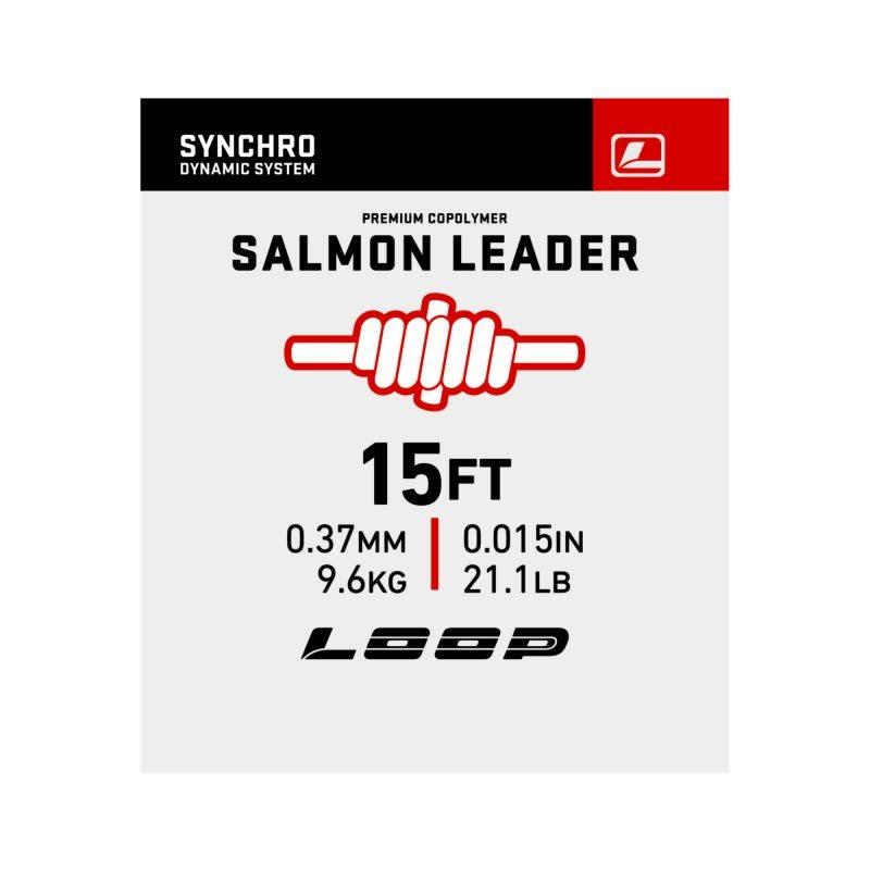 Synchro Salmon Leader