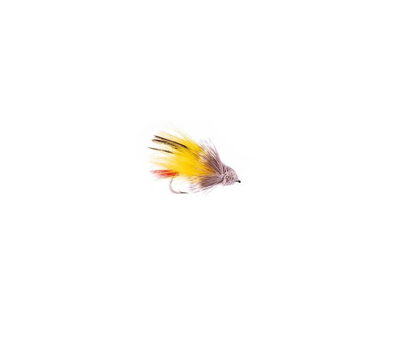 Muddler Marabou Yellow