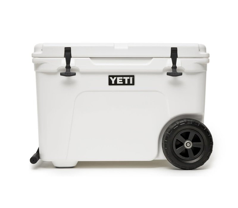 Tundra Haul Hard Cooler White