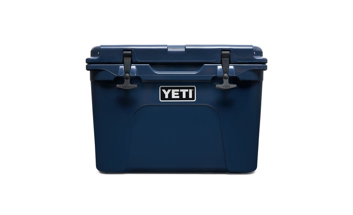 Tundra 35 Hard Cooler Navy