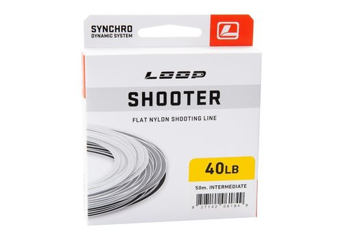Loop Tackle Synchro Flat Shooting Lines