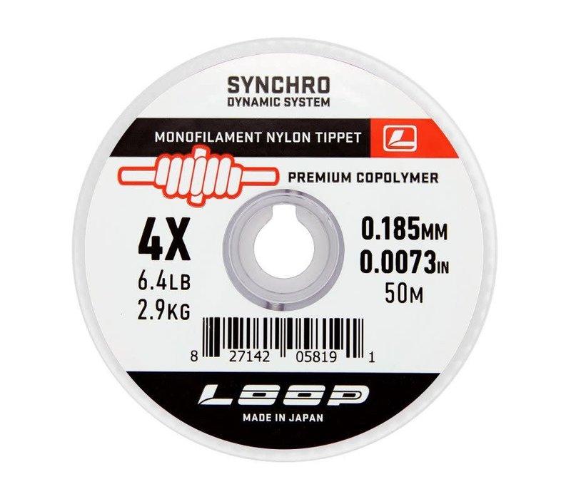 Synchro Monofilament Tippet