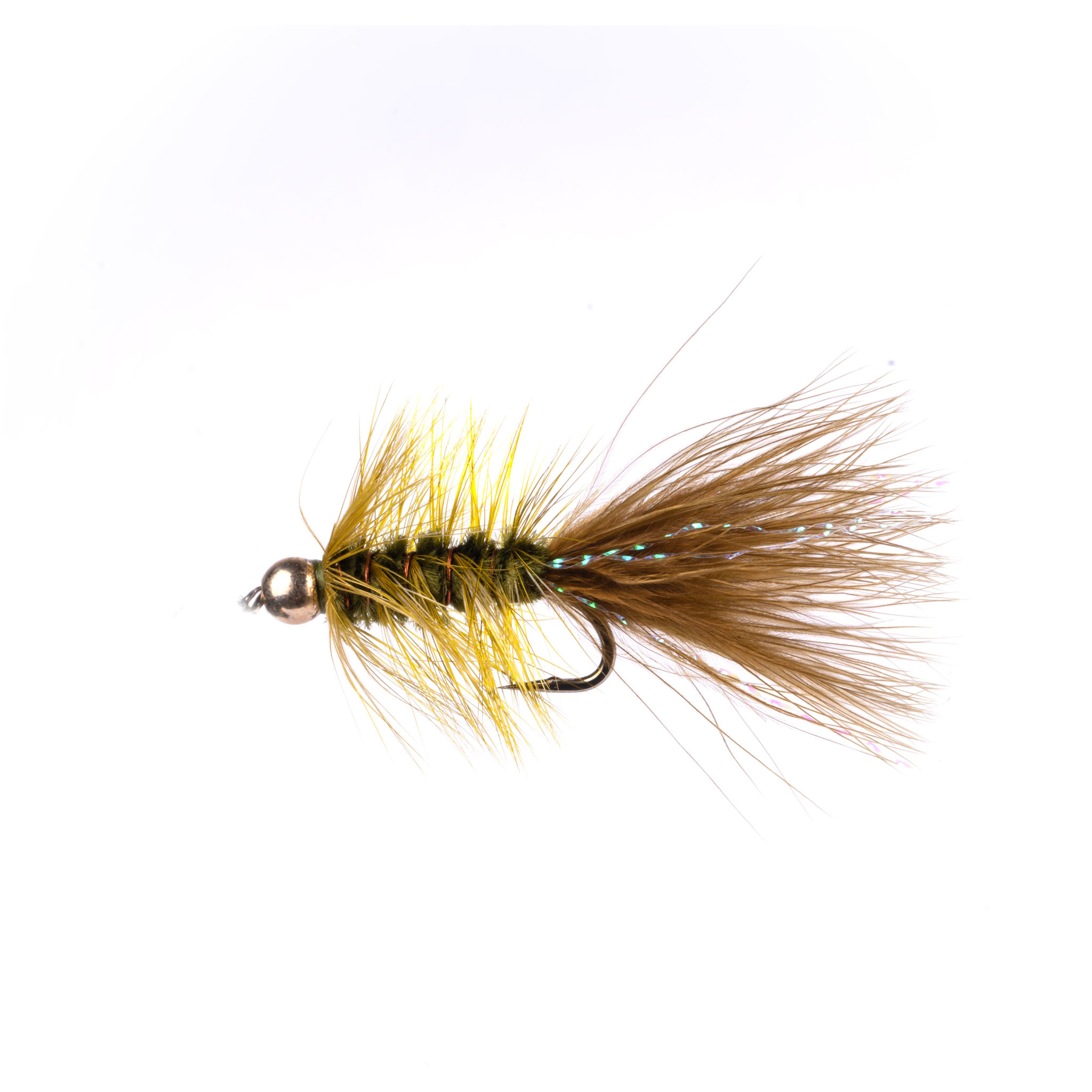 BH Woolly Bugger Olive