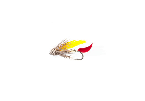 Muddler Minnow Yellow #06