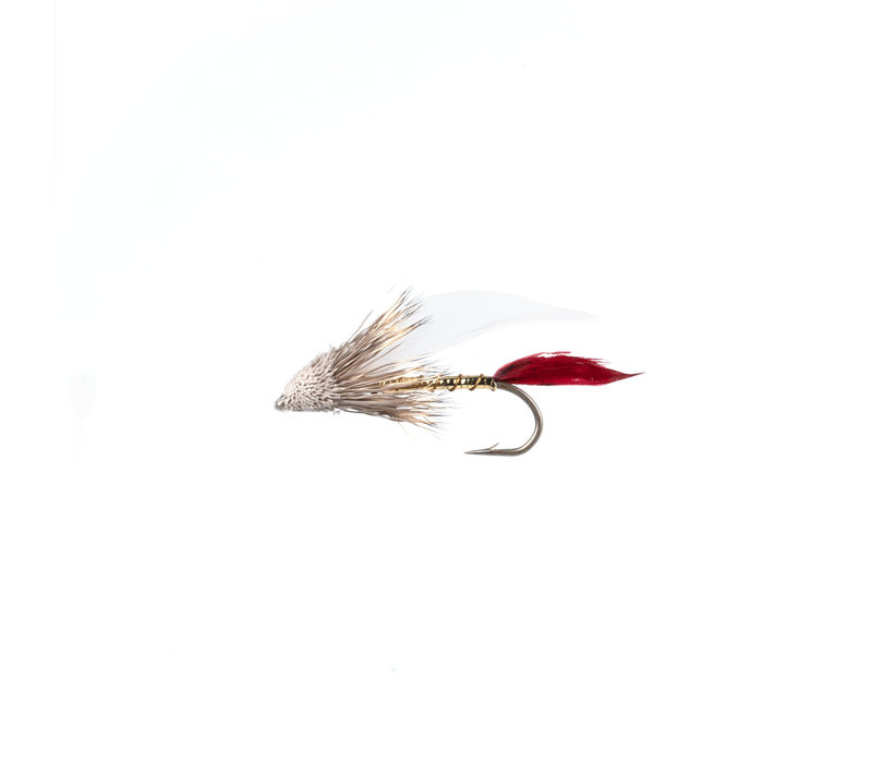 Muddler Minnow White #04