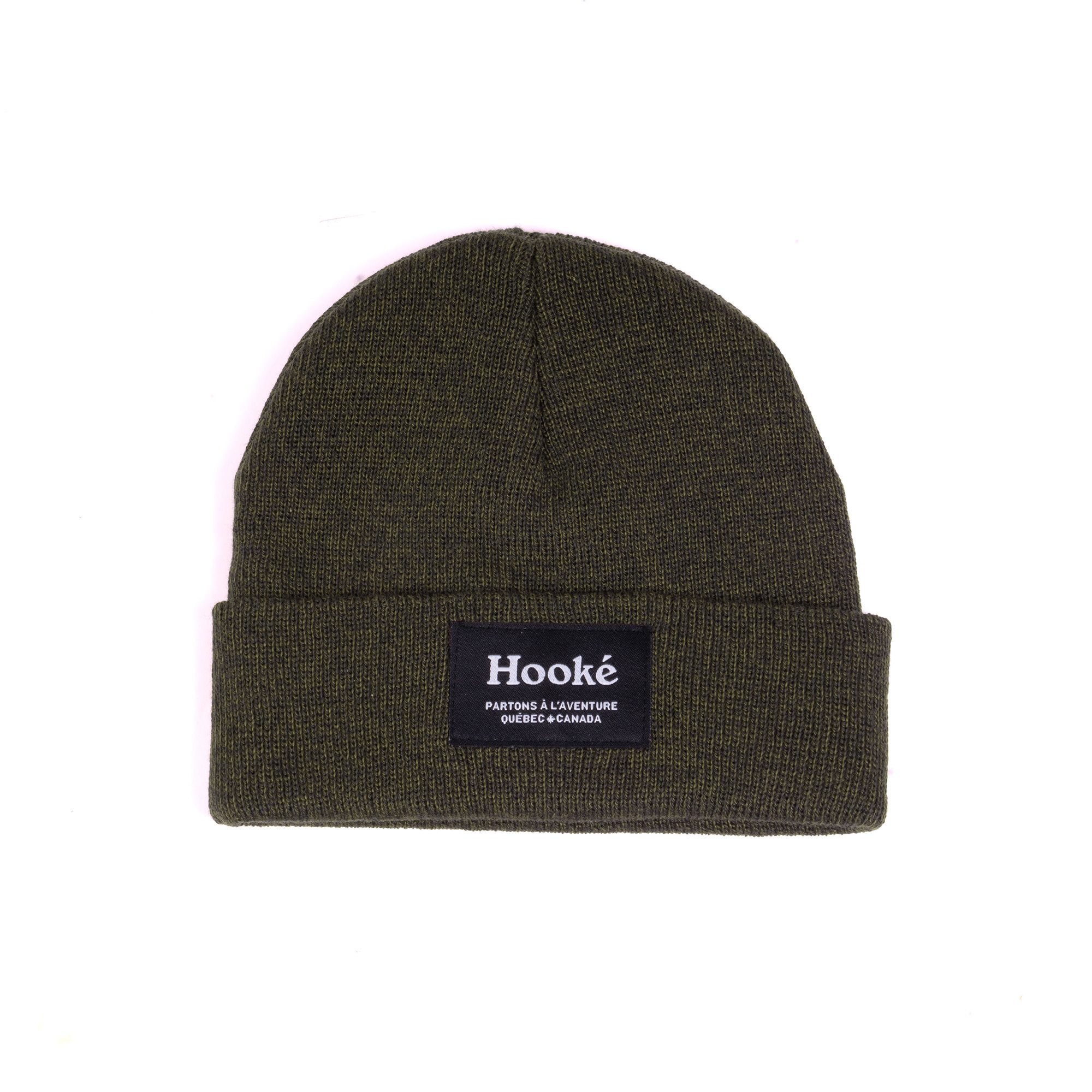 Beanie for kids Olive