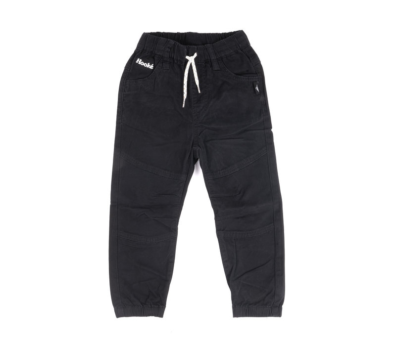 Twill Pants 2 Black