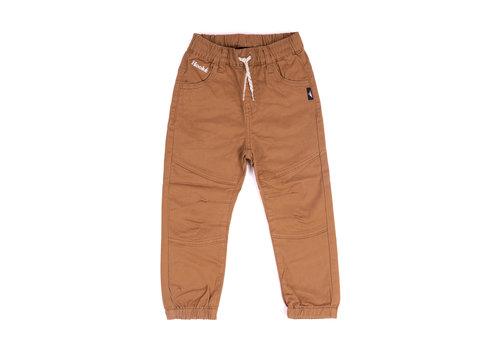 Hooké Pantalons Twill Cassonade