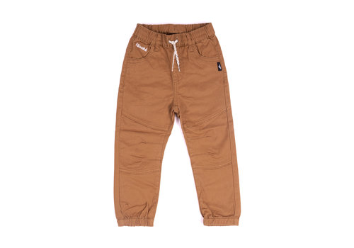 Hooké Twill Pants Brown Sugar