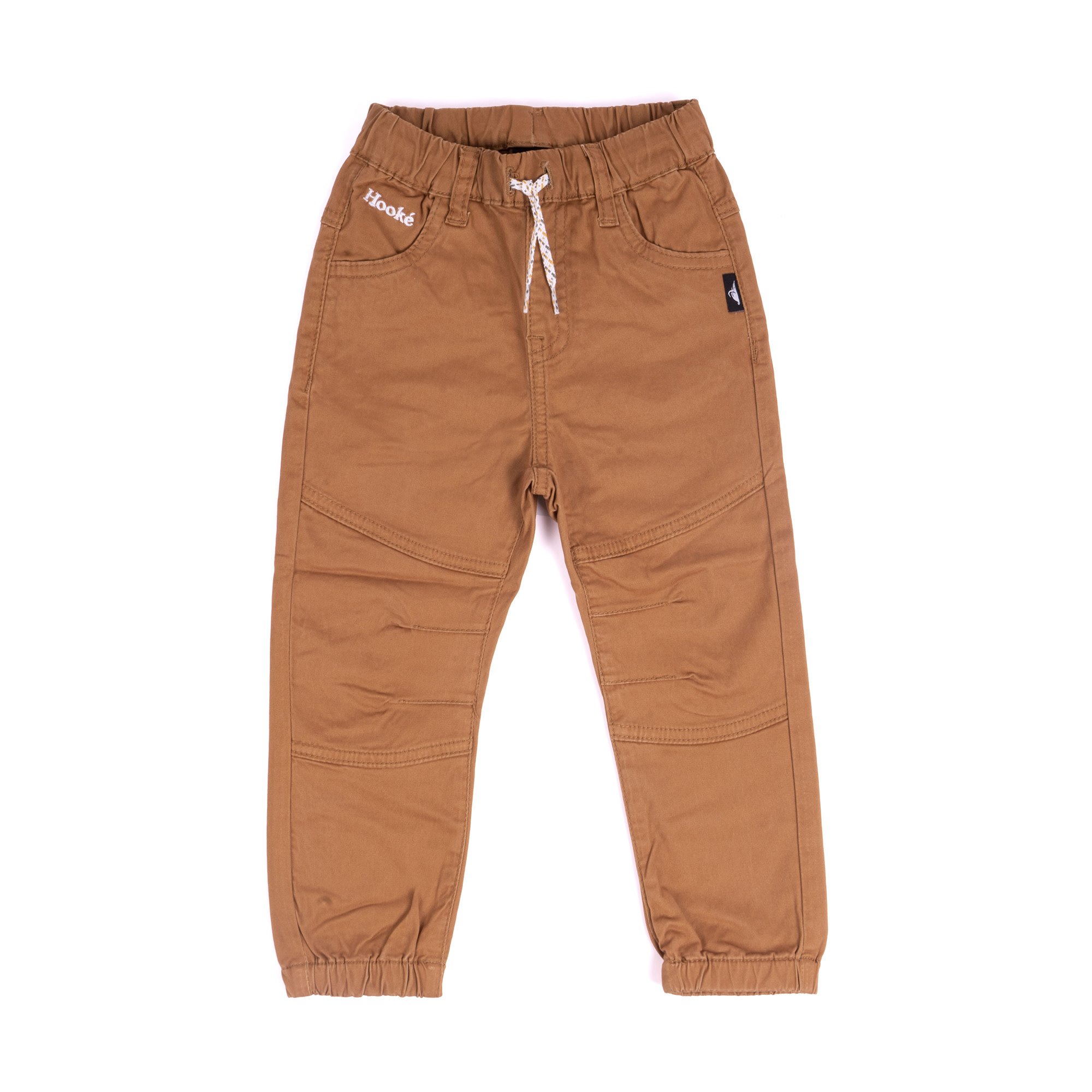 Twill Pants Brown Sugar