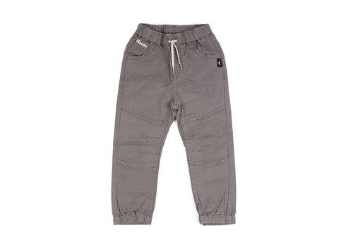 Pantalons Twill Charbon