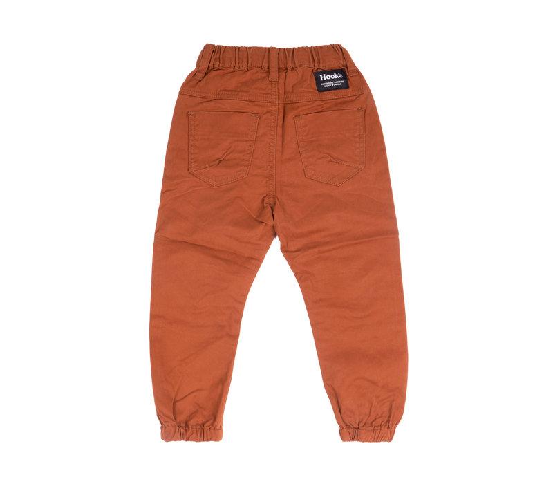 Pantalons Twill Picante