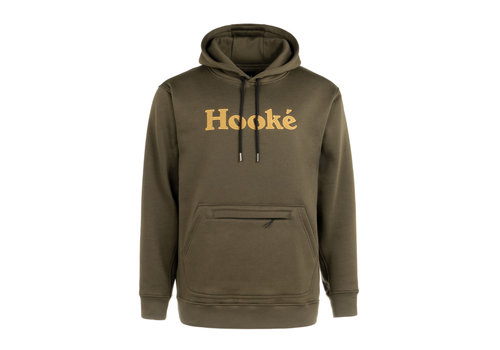 Hooké Original Hoodie Olive
