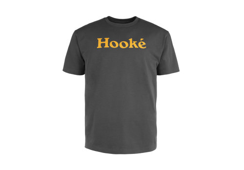 Hooké Hooké Original T-Shirt Charcoal