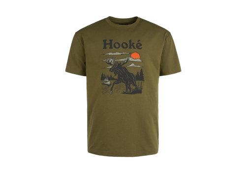 Hooké Explore T-Shirt Olive