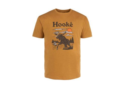 Hooké Explore T-Shirt Camel