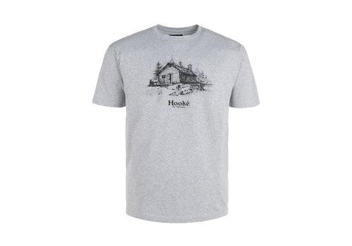 Hooké T-Shirt Homestead Gris Chiné