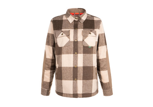 Hooké Women's Trapper Wool Shirt