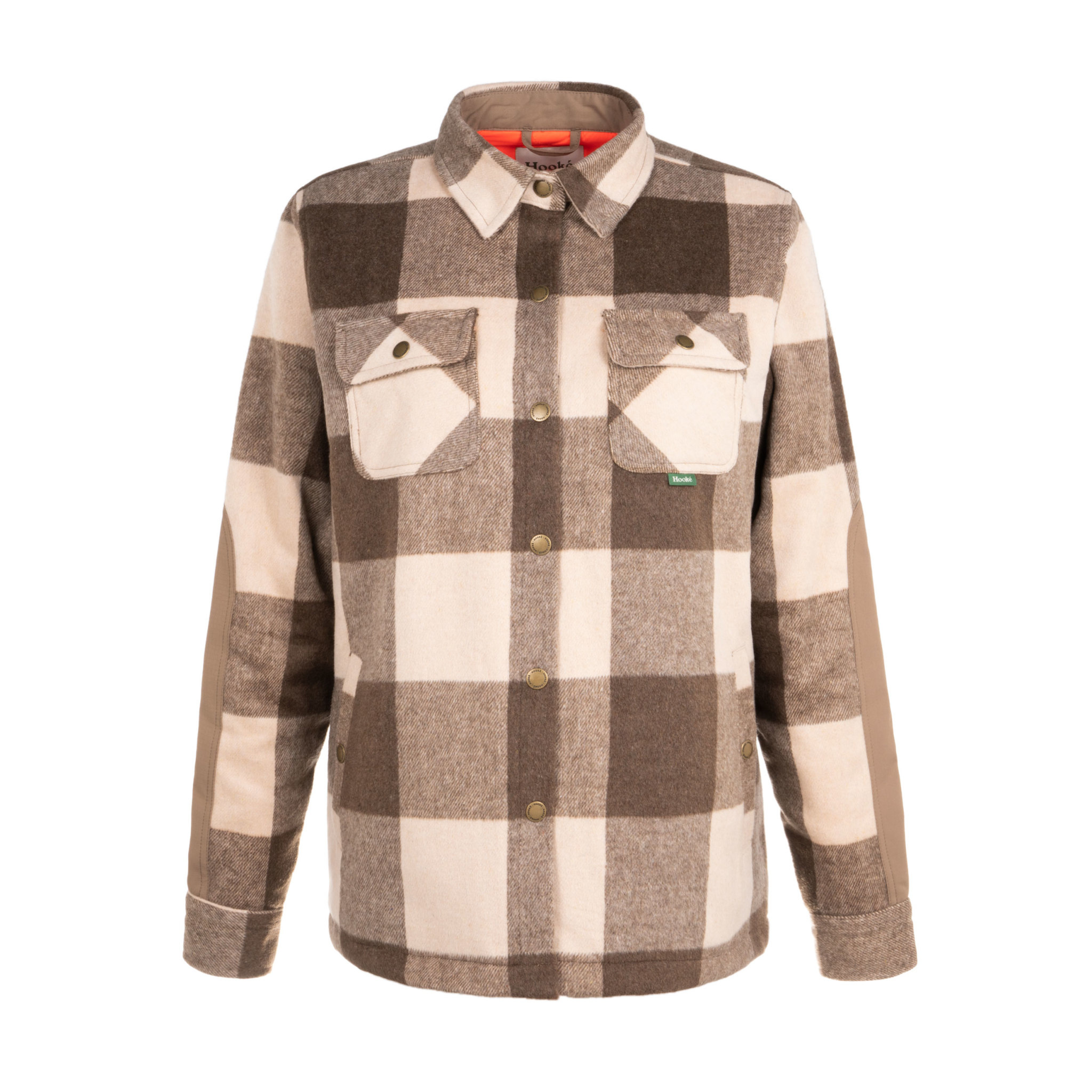 Women's Trapper Wool Shirt