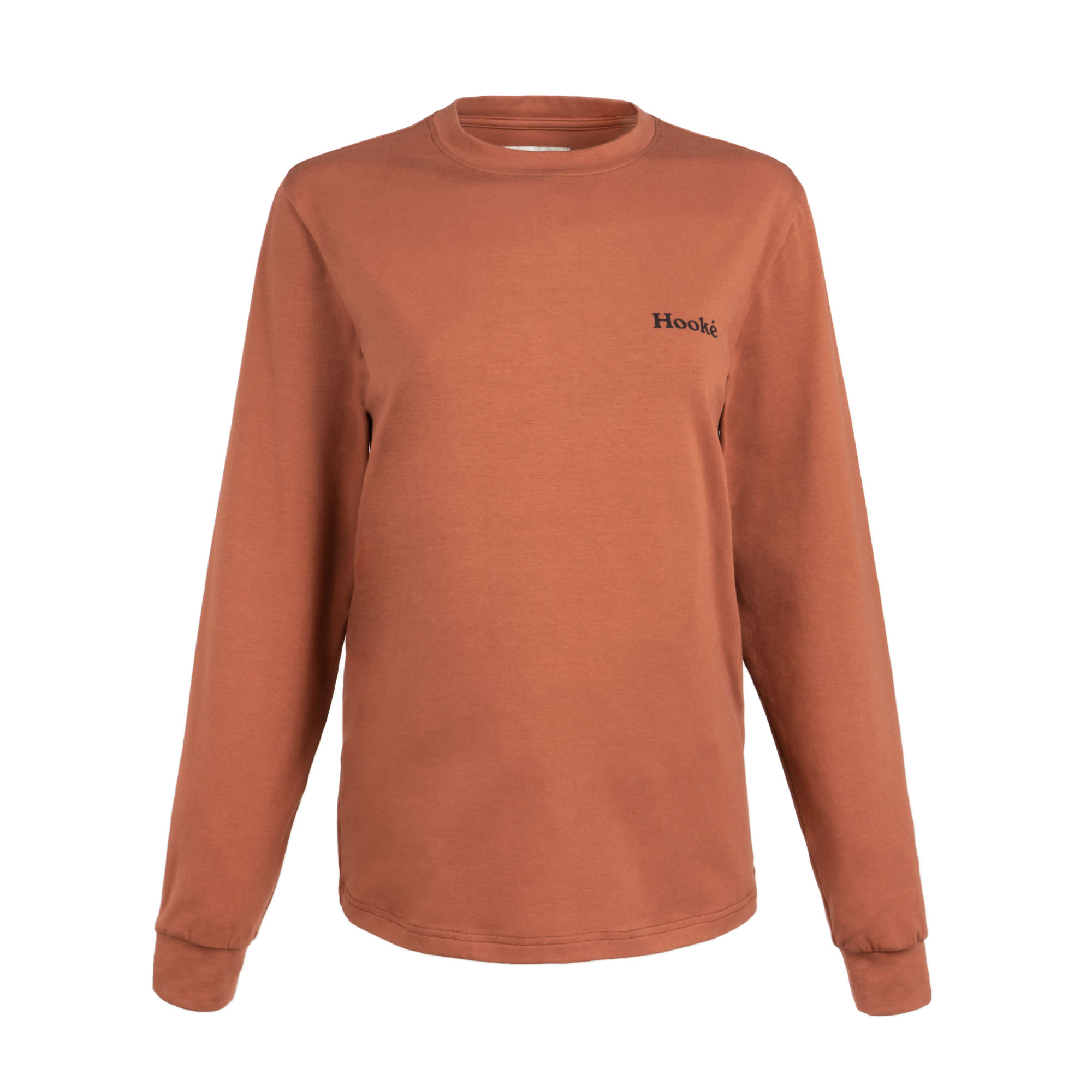 Women's Off The Grid Long Sleeve  Brick