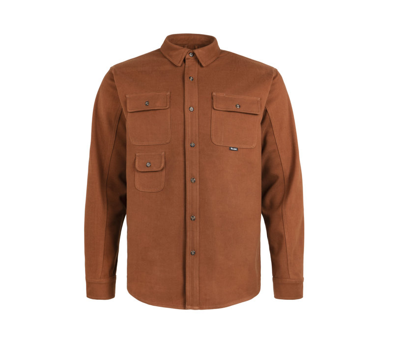 Chemise Forest Pecan
