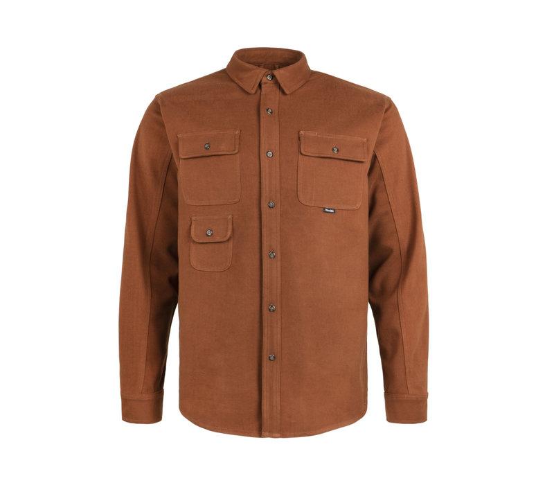Forest Shirt Pecan