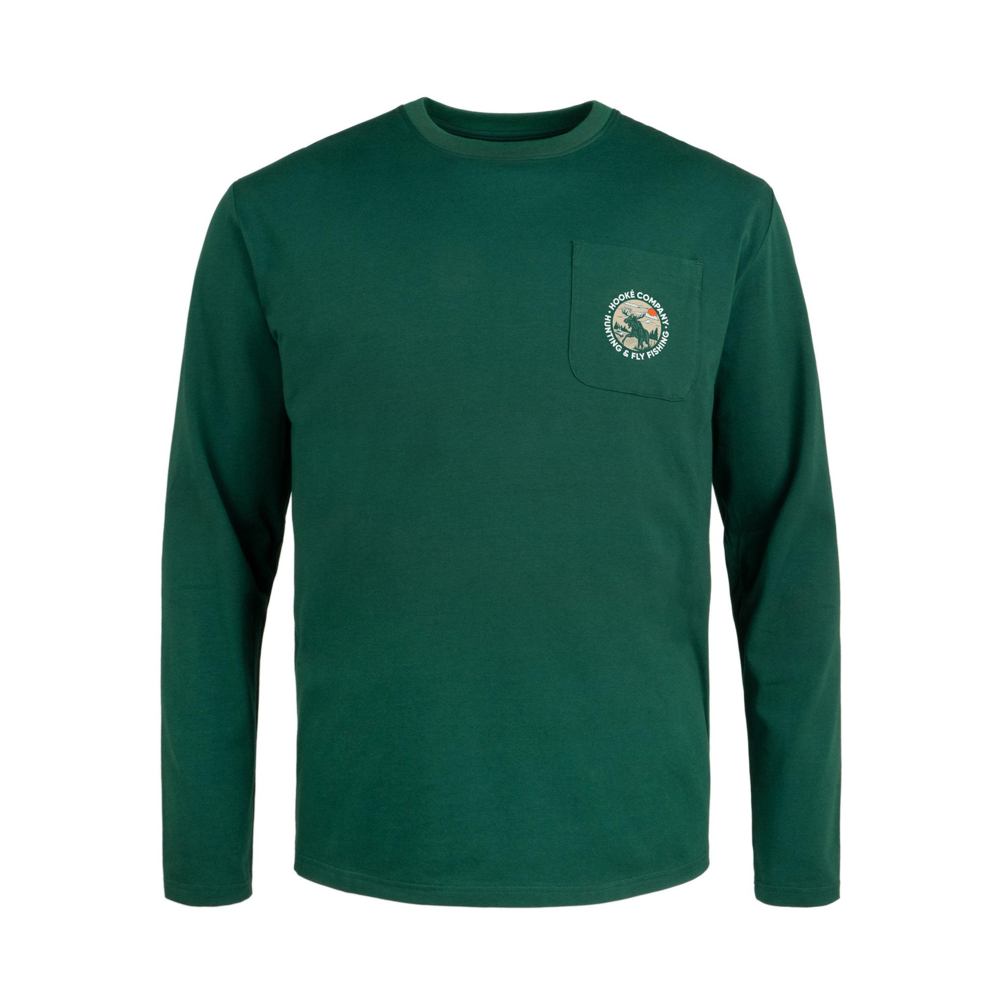 Explore Long Sleeve Alpin Green
