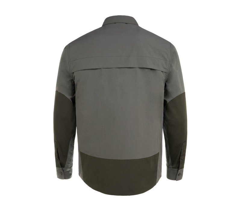 Field Shirt Charcoal & Olive
