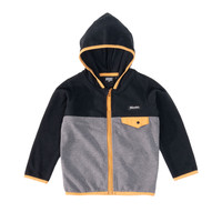 Kangaroo Zip Fleece Yellow