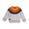 Hooké Hooké Knitted Sweater Grey