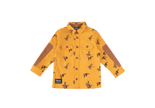 Hooké Yellow Duck Shirt
