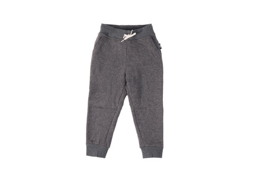 Hooké Campbell Sweatpants Charcoal